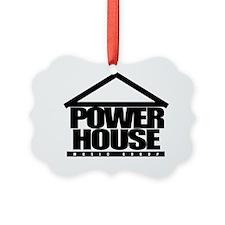 Power House Ornament