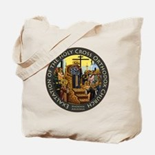 Exaltation of the Holy Cross Logo Tote Bag