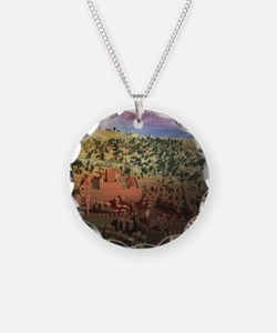 City on a Hill, Image Two Necklace