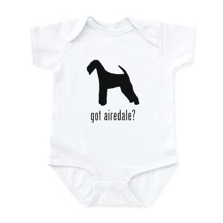 Airedale 2 Infant Bodysuit