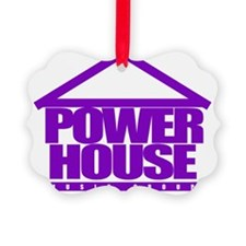 Power House Ornament