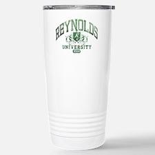 Reynolds Last Name Univ Stainless Steel Travel Mug