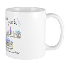 New York (wide) Mug