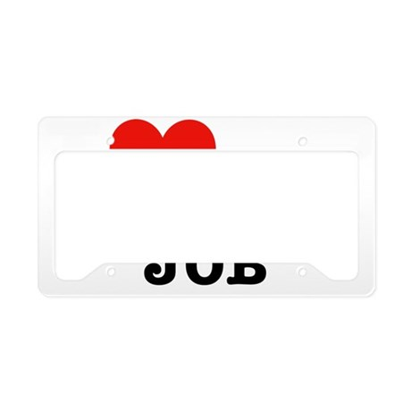 Dental Hygienist License Plate Holder By Admin Cp4517760