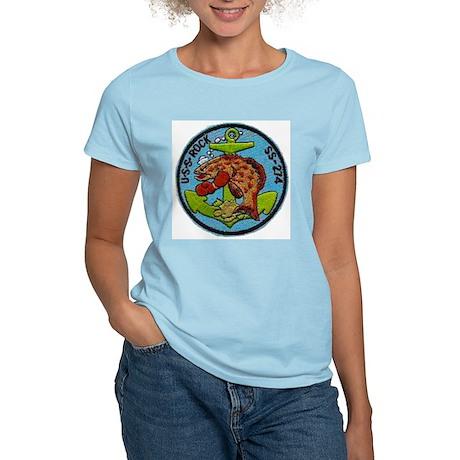 USS ROCK Women's Light T-Shirt