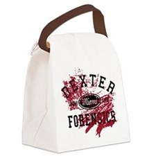 Dexter Forensics Canvas Lunch Bag