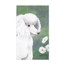 StephanieAM Poodle Decal