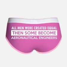 Aeronautical engineer Design Women's Boy Brief