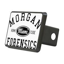 Dexter Morgan Forensics Hitch Cover