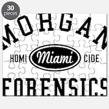 Dexter Morgan Forensics Puzzle