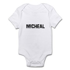 Micheal Infant Bodysuit