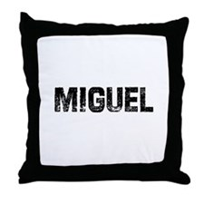 Miguel Throw Pillow