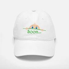 Soon Baseball Baseball Cap
