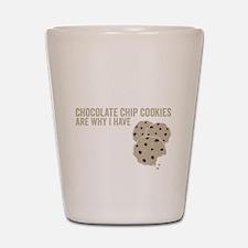 Cookies Shot Glass