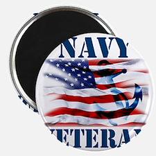 Navy Veteran copy Magnet