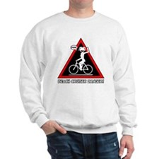 BEACH CRUISING danger triangle Jumper
