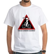 BEACH CRUISING danger triangle Shirt