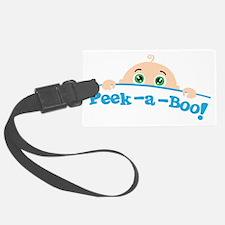 Peek a Boo Luggage Tag