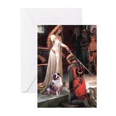 Accolade-AussieShep1 Greeting Cards (Pk of 10)