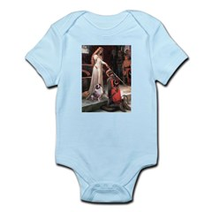 Accolade-AussieShep1 Infant Bodysuit