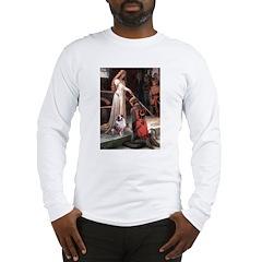 Accolade-AussieShep1 Long Sleeve T-Shirt