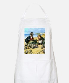 Alice CARPENTER  WALRUS_SQ Apron