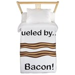 Fueled by Bacon Twin Duvet