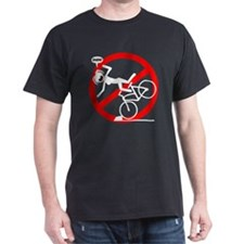 STICKGIRL CURB SHOTS white not! T-Shirt