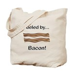 Fueled by Bacon Tote Bag