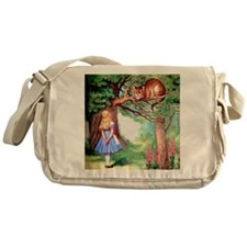 ALICE_12_SQ Messenger Bag