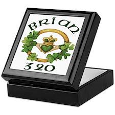Brian Keepsake Box