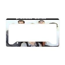 wall License Plate Holder
