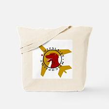 Vizsla Copilot w/plane Tote Bag