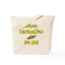 Feliz Cumpleanos Tote Bag
