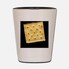 Saltine Cracker Shot Glass