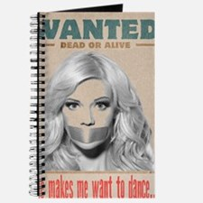 Wanted Dead or Alive - Molly Journal