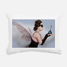 Laptop Skin Rectangular Canvas Pillow