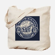 motor-icicle-CRD Tote Bag