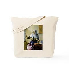 Pitcher-Aussie Shep1 Tote Bag