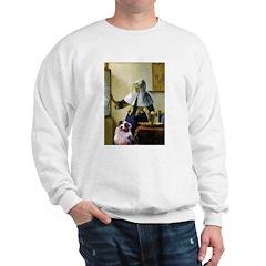 Pitcher-Aussie Shep1 Sweatshirt