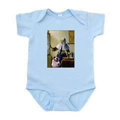 Pitcher-Aussie Shep1 Infant Bodysuit