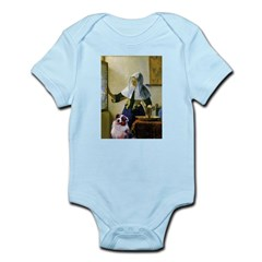 Pitcher-Aussie Shep1 Infant Bodysuit