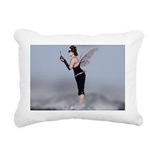 AllOverTShirtBack Rectangular Canvas Pillow