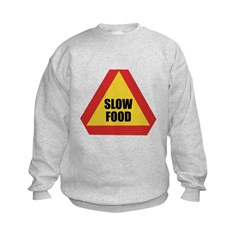 Slow Food Sweatshirt