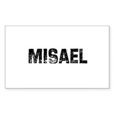 Misael Rectangle Decal
