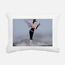 AllOverTShirtFront Rectangular Canvas Pillow