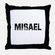 Misael Throw Pillow