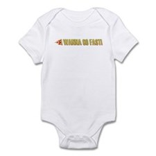 I Wanna Go Fast Infant Bodysuit