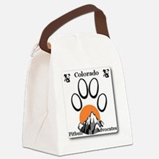 copba10 Canvas Lunch Bag