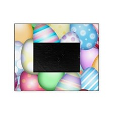 Decorated Eggs Picture Frame